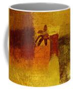 Abstract Floral - P01bt01c11c Coffee Mug