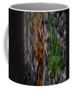 Abstract From The Sea Coffee Mug