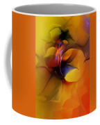 Abstract From Within Coffee Mug