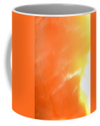 Abstract Frosted Sunlight Coffee Mug