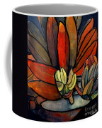 Abstract Fruit Coffee Mug