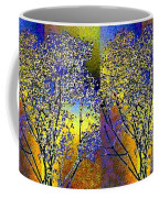 Abstract Fusion 100 Coffee Mug by Will Borden
