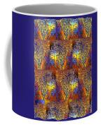 Abstract Fusion 142  Coffee Mug