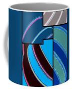 Abstract Fusion 143 Coffee Mug