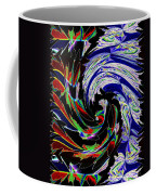 Abstract Fusion 161   Coffee Mug