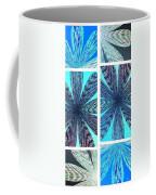 Abstract Fusion 170 Coffee Mug