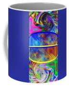 Abstract Fusion 173 Coffee Mug