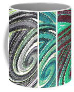 Abstract Fusion 180 Coffee Mug
