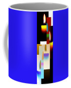 Abstract Fusion 185 Coffee Mug by Will Borden