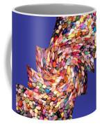 Abstract Fusion 189 Coffee Mug