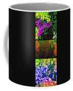 Abstract Fusion 193 Coffee Mug