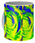 Abstract Fusion 195 Coffee Mug by Will Borden