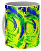 Abstract Fusion 195 Coffee Mug