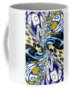 Abstract Fusion 198 Coffee Mug