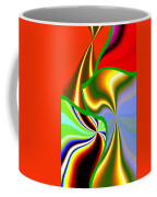 Abstract Fusion 200 Coffee Mug