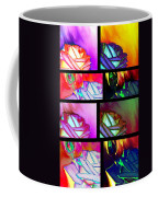 Abstract Fusion 214 Coffee Mug