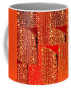 Abstract Fusion 228 Coffee Mug