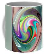 Abstract Fusion 241 Coffee Mug