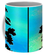 Abstract Fusion 243 Coffee Mug