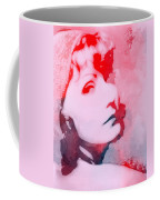 Abstract Garbo Coffee Mug