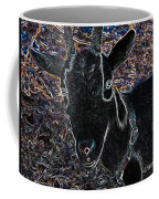 Abstract Goat Coffee Mug