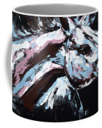 Abstract Horse Coffee Mug