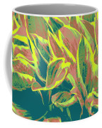 Abstract - Hostatakeover Coffee Mug