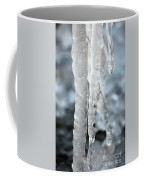 Abstract Icicles I Coffee Mug