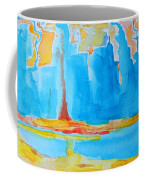 Abstract II Coffee Mug by Patricia Awapara
