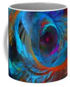 Abstract Jet Propeller Coffee Mug