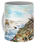 Abstract Landscape Untitled Coffee Mug