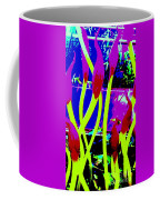 Abstract Lavender  Coffee Mug