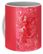 Abstract - Nail Polish - My Ice Cream Melted Coffee Mug by Mike Savad