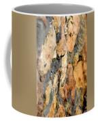 Abstract Natural Stone Coffee Mug