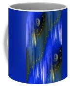 Abstract Nautilus Coffee Mug
