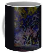 Abstract Of A Tree Coffee Mug