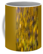Abstract Of Autumn Gold Coffee Mug