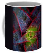 Abstract Of Bromeliad Coffee Mug