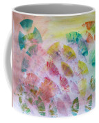 Abstract Petals Coffee Mug