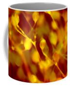 Abstract Plants Coffee Mug