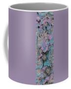 Abstract Pour 3 Coffee Mug