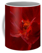 Abstract Red Rose 1a Coffee Mug