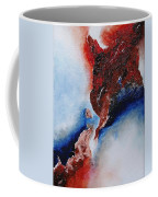 Abstract Rendezvous Coffee Mug