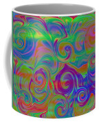Abstract Series 5 Number 3 Coffee Mug