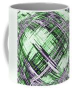 Abstract Spherical Design Coffee Mug