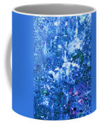 Abstract Splashing Water Coffee Mug