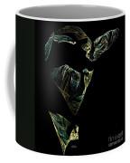 Abstract Stranger Coffee Mug