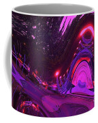 Abstract Street Scene Coffee Mug