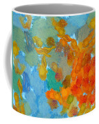 Abstract Summer #2 Coffee Mug by Pixel Chimp