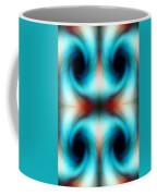 Abstract Swirls Coffee Mug